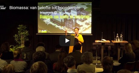 2019-11-22-edsp-eco-pro-biomass-lobbyfacts-research-part-3-scientists-talkshoww-pakhuis-de-zwijger-in-amsterdam-biomass-from-promise-to-culprit